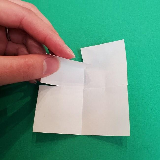胡蝶しのぶ 髪飾りの作り方(折り紙) (34)