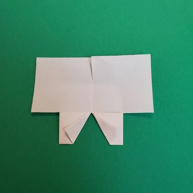 胡蝶しのぶ 髪飾りの作り方(折り紙) (38)