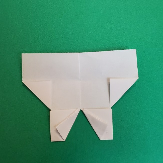 胡蝶しのぶ 髪飾りの作り方(折り紙) (39)