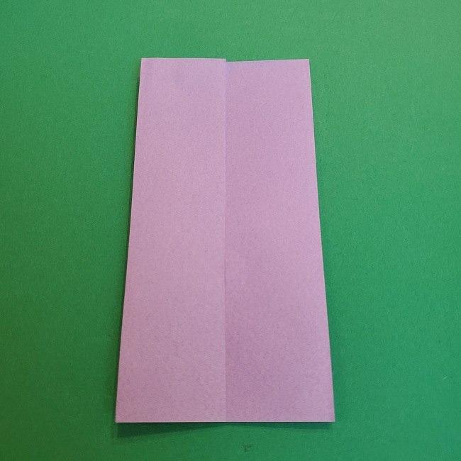 胡蝶しのぶ 髪飾りの作り方(折り紙) (4)