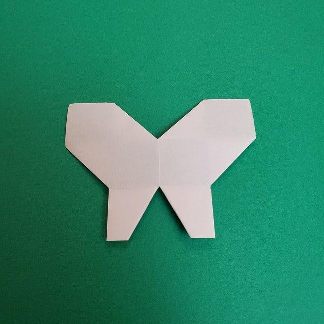 胡蝶しのぶ 髪飾りの作り方(折り紙) (41)