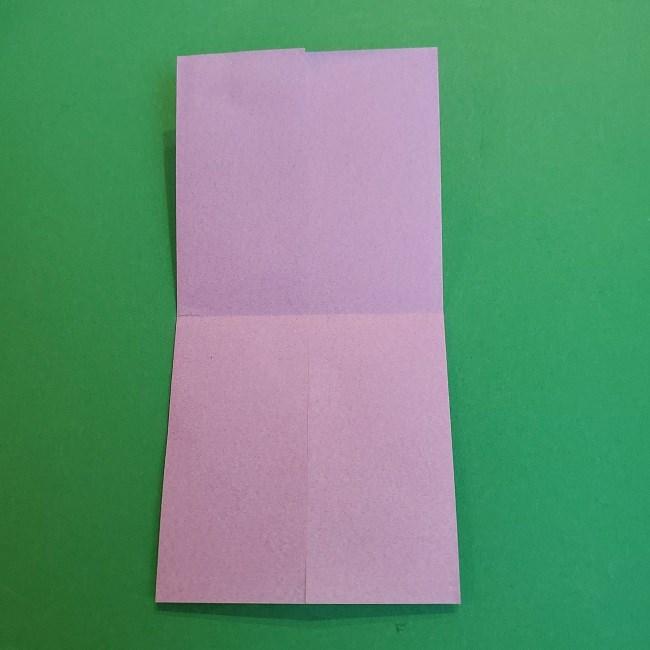 胡蝶しのぶ 髪飾りの作り方(折り紙) (6)