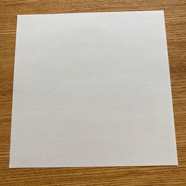 鬼滅の刃(きめつのやいば)折り紙 《茶々丸》の折り方作り方 (14)