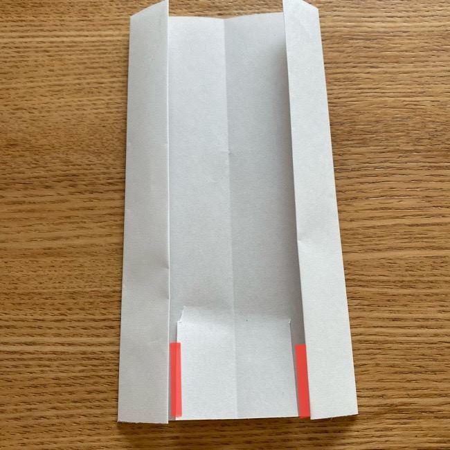 鬼滅の刃(きめつのやいば)折り紙 《茶々丸》の折り方作り方 (25)