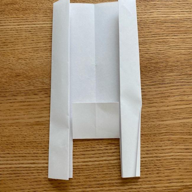 鬼滅の刃(きめつのやいば)折り紙 《茶々丸》の折り方作り方 (27)