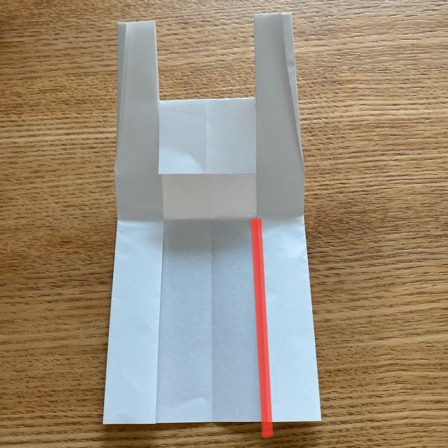 鬼滅の刃(きめつのやいば)折り紙 《茶々丸》の折り方作り方 (30)