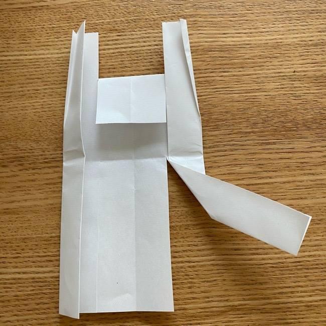鬼滅の刃(きめつのやいば)折り紙 《茶々丸》の折り方作り方 (31)