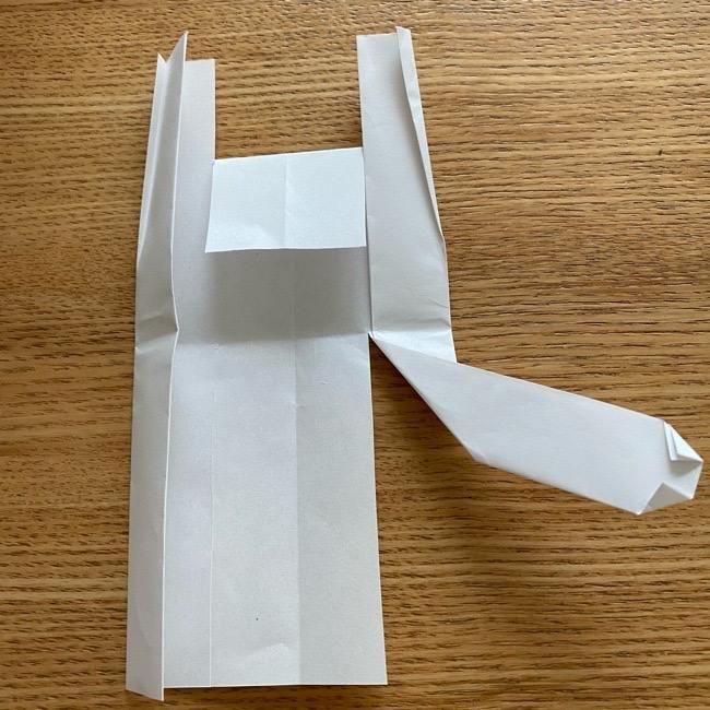 鬼滅の刃(きめつのやいば)折り紙 《茶々丸》の折り方作り方 (32)