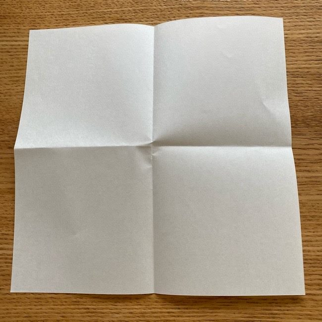 鬼滅の刃(きめつのやいば)折り紙 《茶々丸》の折り方作り方 (4)