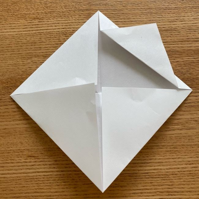 鬼滅の刃(きめつのやいば)折り紙 《茶々丸》の折り方作り方 (6)