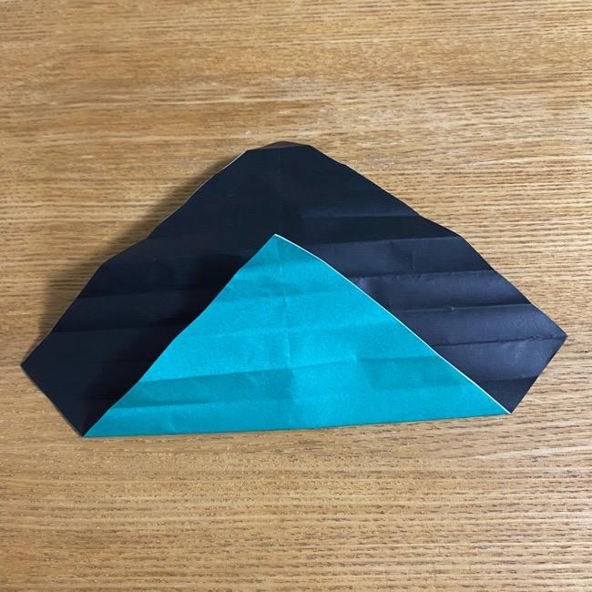 鬼滅の刃 折り紙ブレスレットの折り方・作り方 (13)