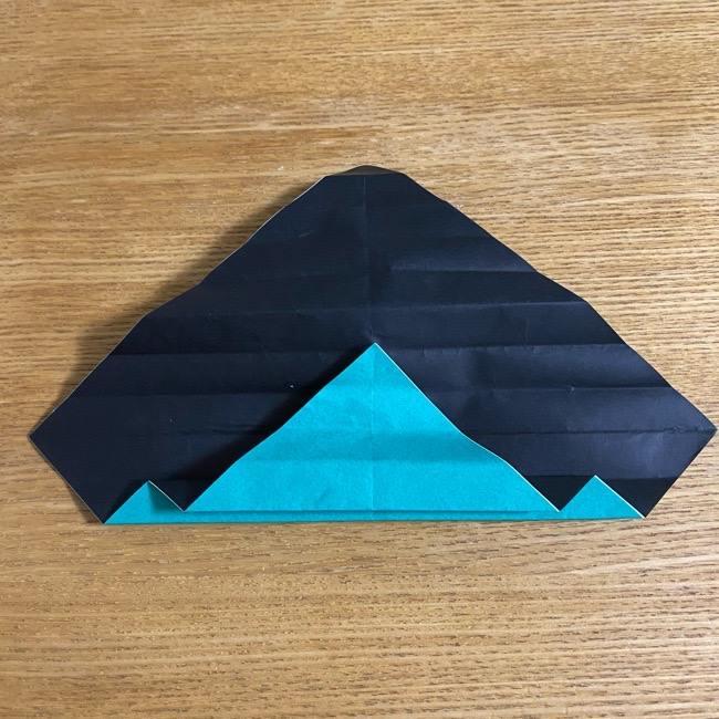 鬼滅の刃 折り紙ブレスレットの折り方・作り方 (15)