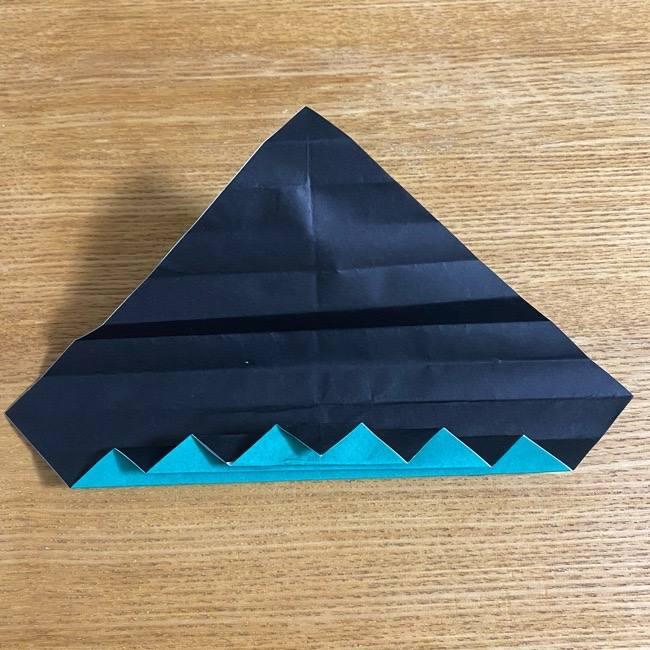 鬼滅の刃 折り紙ブレスレットの折り方・作り方 (18)