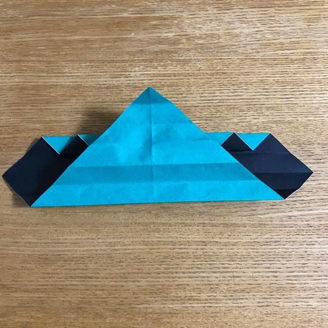 鬼滅の刃 折り紙ブレスレットの折り方・作り方 (20)