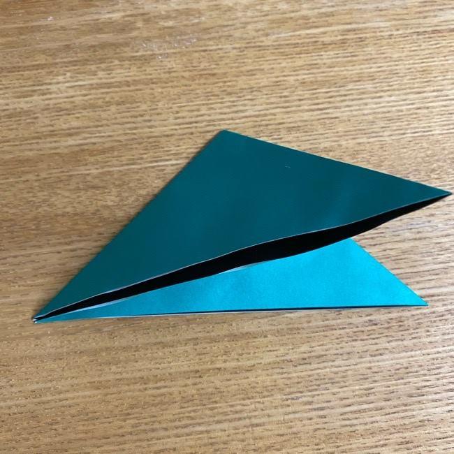鬼滅の刃 折り紙ブレスレットの折り方・作り方 (4)