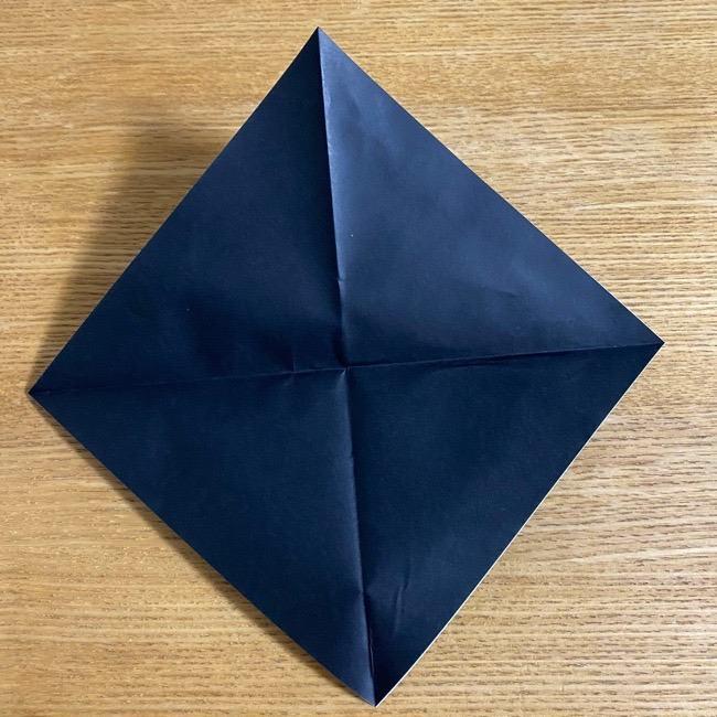 鬼滅の刃 折り紙ブレスレットの折り方・作り方 (5)