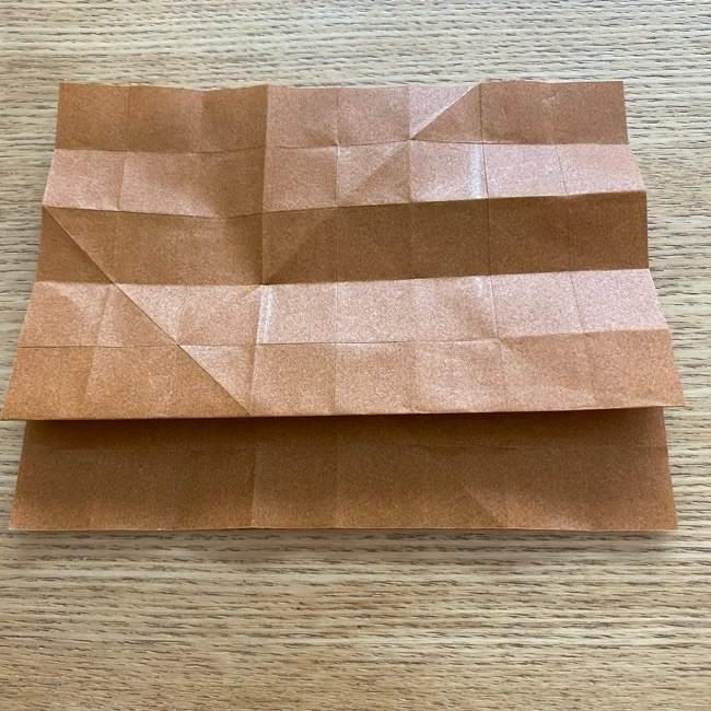あつ森の折り紙たぬきち*折り方作り方 (16)