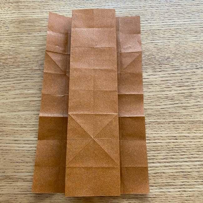 あつ森の折り紙たぬきち*折り方作り方 (18)
