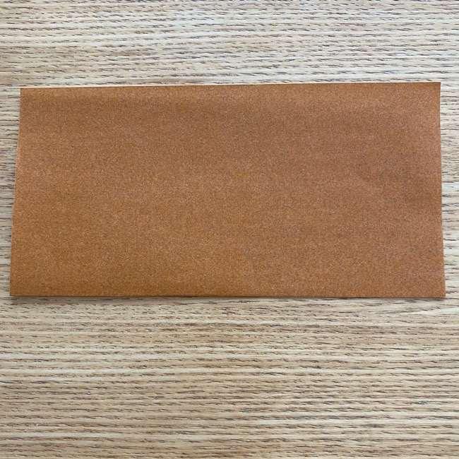 あつ森の折り紙たぬきち*折り方作り方 (2)