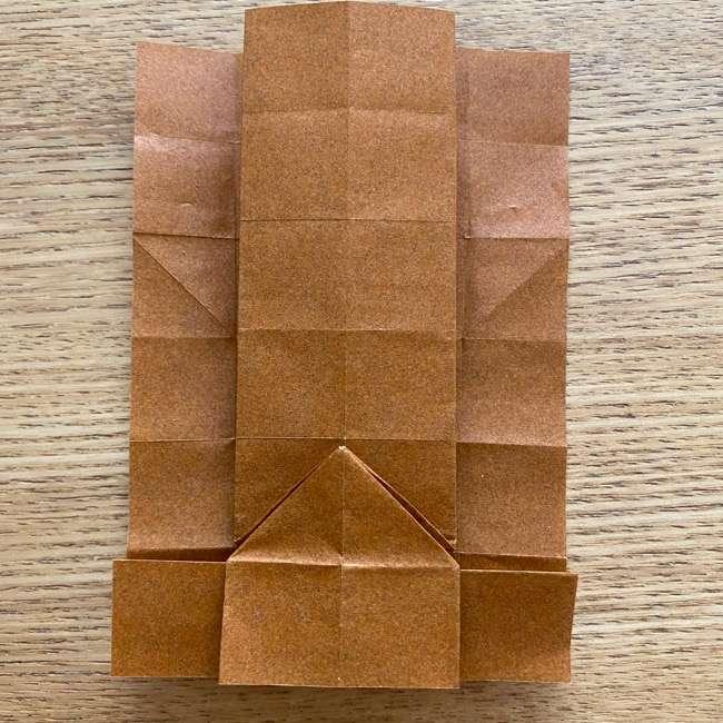 あつ森の折り紙たぬきち*折り方作り方 (21)