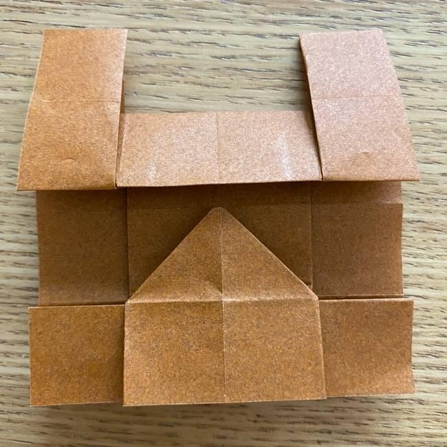 あつ森の折り紙たぬきち*折り方作り方 (33)