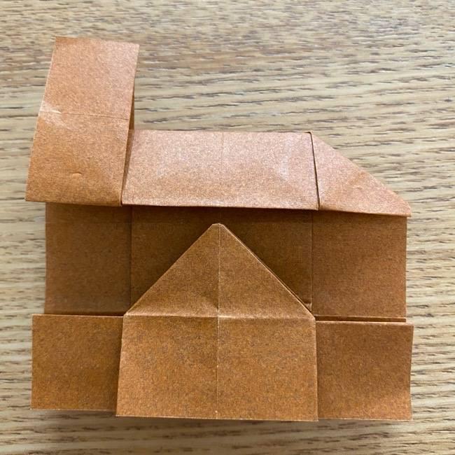 あつ森の折り紙たぬきち*折り方作り方 (34)
