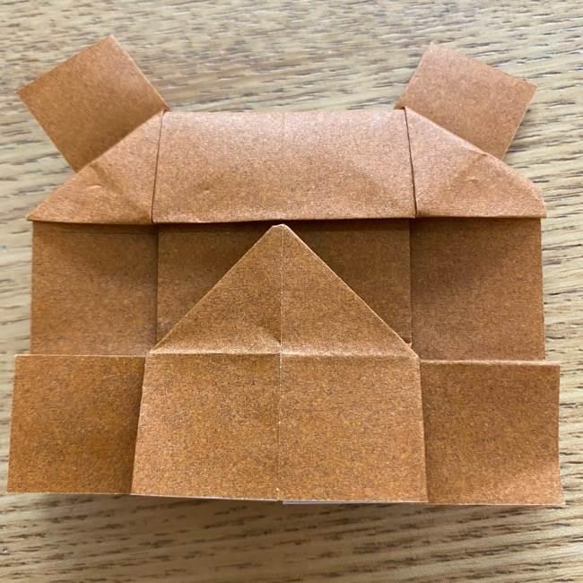あつ森の折り紙たぬきち*折り方作り方 (36)