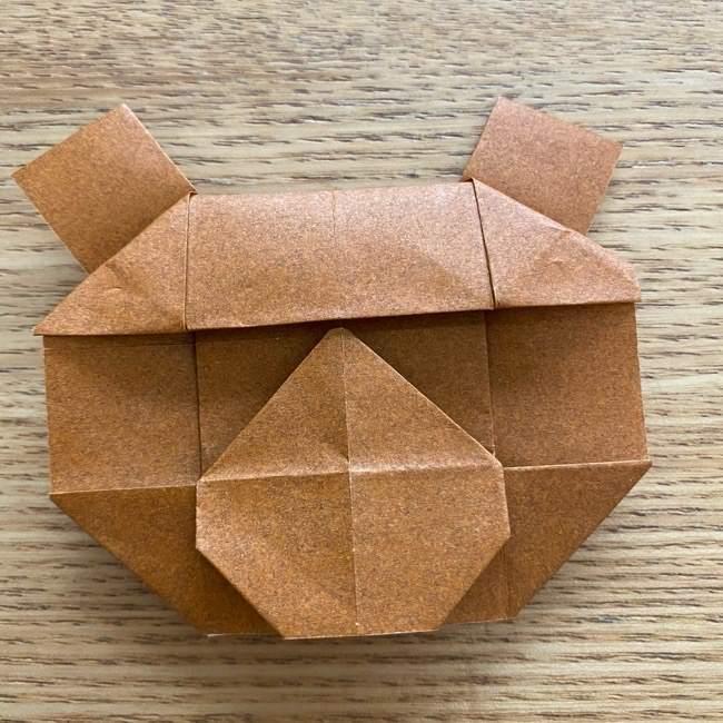あつ森の折り紙たぬきち*折り方作り方 (40)