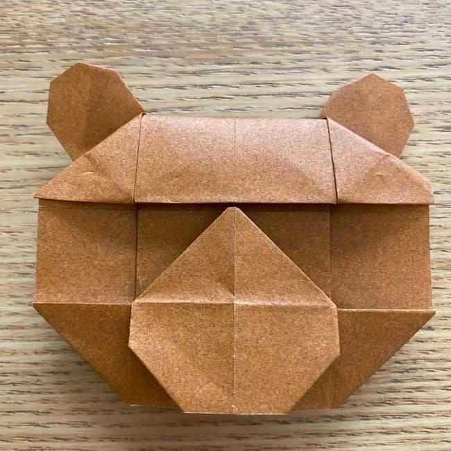 あつ森の折り紙たぬきち*折り方作り方 (41)