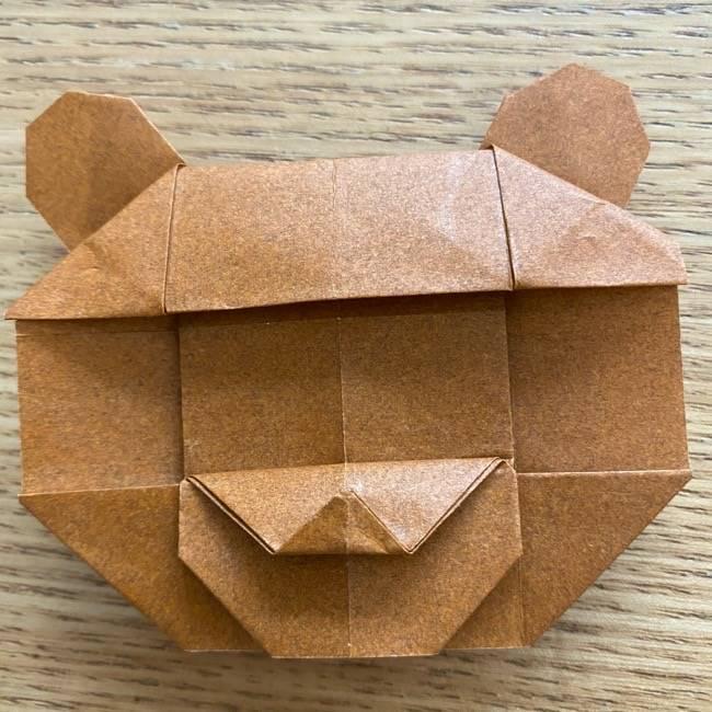 あつ森の折り紙たぬきち*折り方作り方 (43)