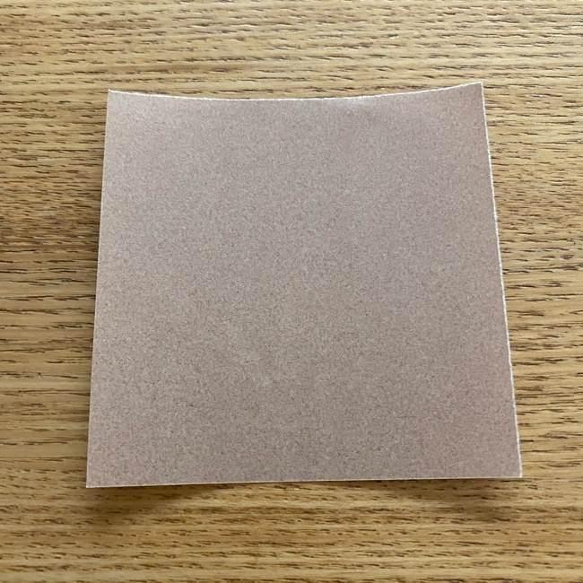 あつ森の折り紙たぬきち*折り方作り方 (44)