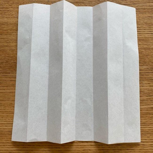 あつ森の折り紙たぬきち*折り方作り方 (5)