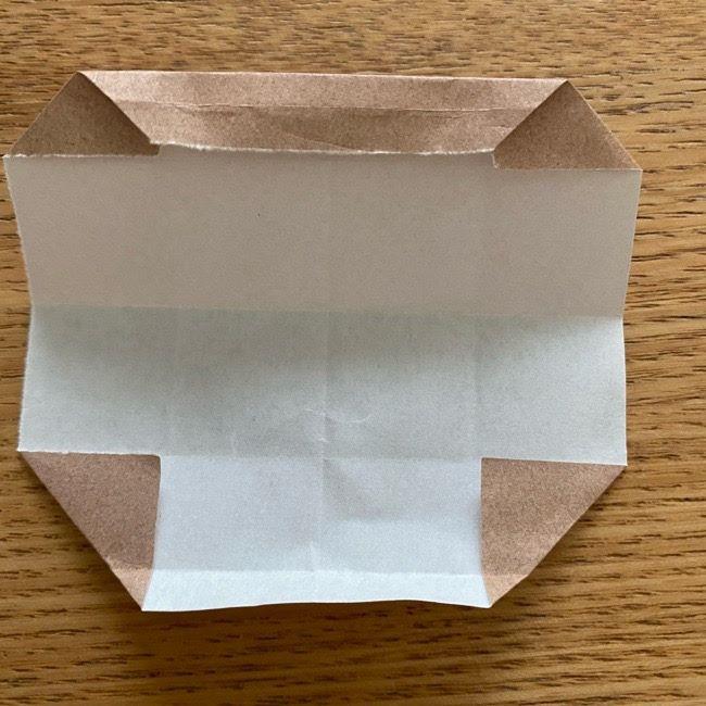 あつ森の折り紙たぬきち*折り方作り方 (52)