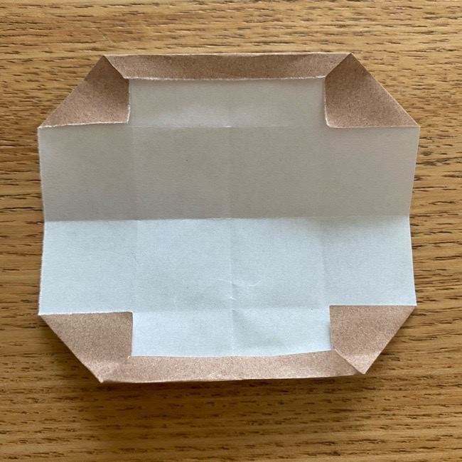 あつ森の折り紙たぬきち*折り方作り方 (55)