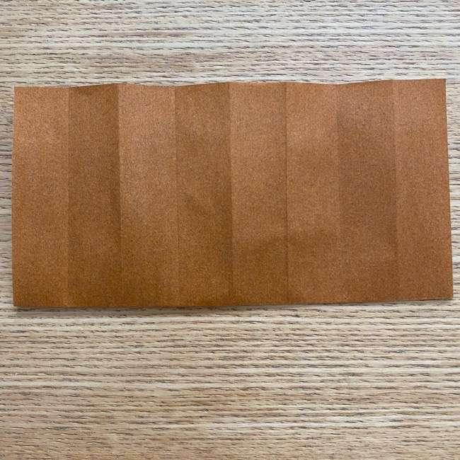 あつ森の折り紙たぬきち*折り方作り方 (6)
