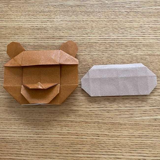 あつ森の折り紙たぬきち*折り方作り方 (63)