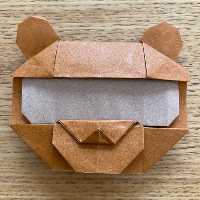あつ森の折り紙たぬきち*折り方作り方 (64)