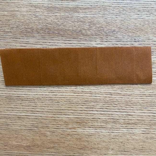 あつ森の折り紙たぬきち*折り方作り方 (7)