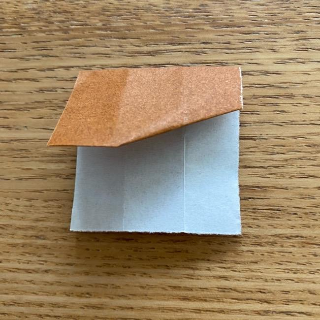 あつ森の折り紙たぬきち*折り方作り方 (76)