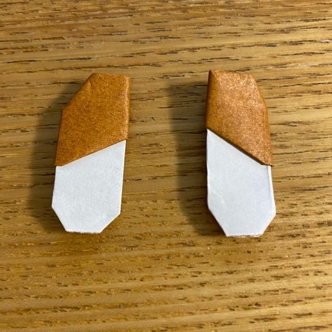 あつ森の折り紙たぬきち*折り方作り方 (82)