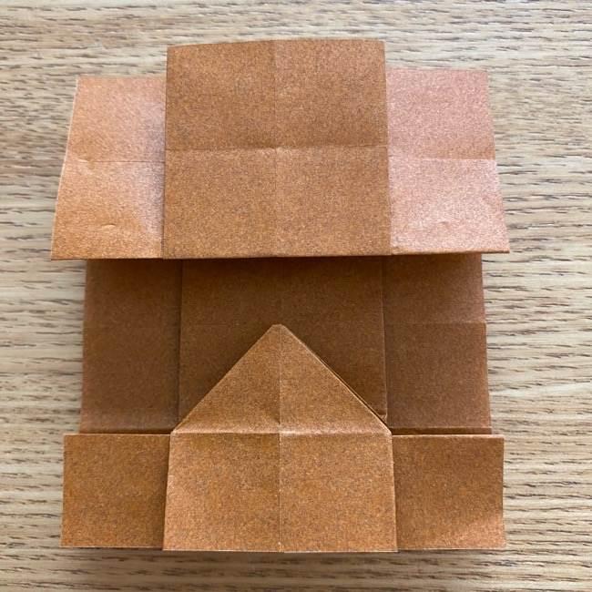 あつ森の折り紙たぬきち*折り方作り方