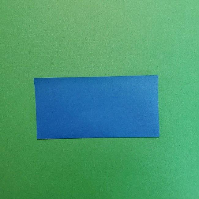 きめつのやいばの折り紙 うろこだき(鱗滝左近次)の折り方作り方②着物 (2)