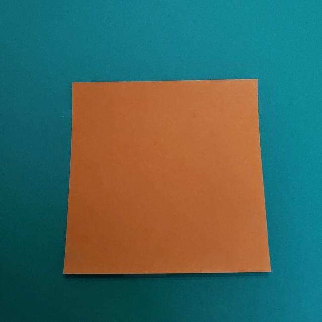きめつのやいばの折り紙 さびと(錆兎)*折り方作り方②髪 (24)