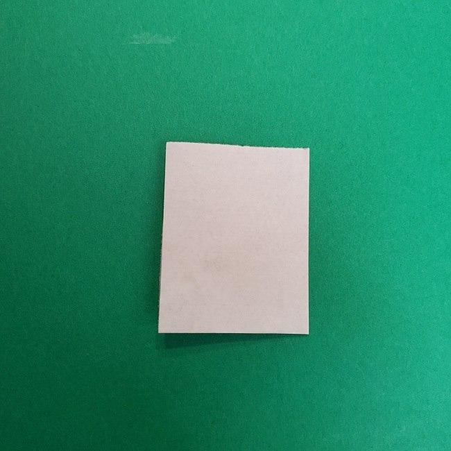 きめつのやいばの折り紙 さびと(錆兎)*折り方作り方③着物 (3)
