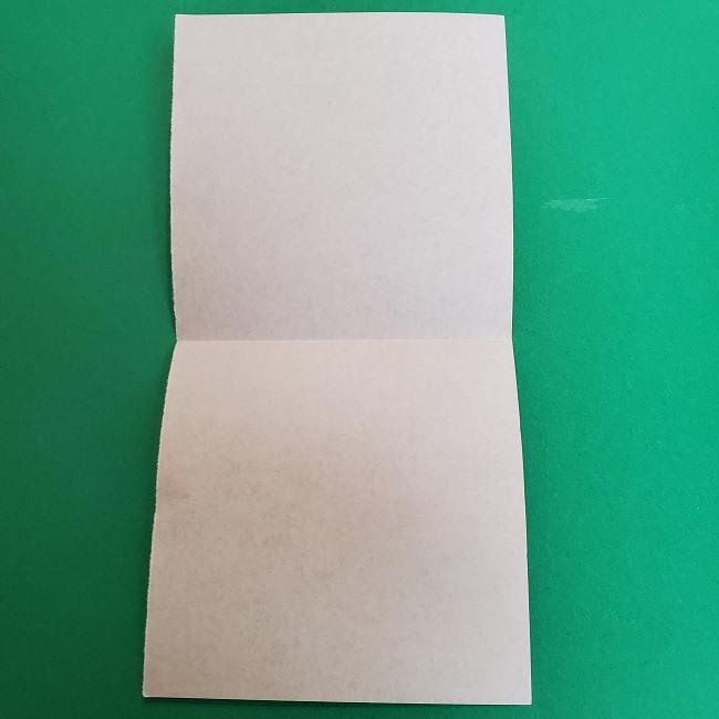 きめつのやいばの折り紙 真菰の折り方作り方②髪 (18)