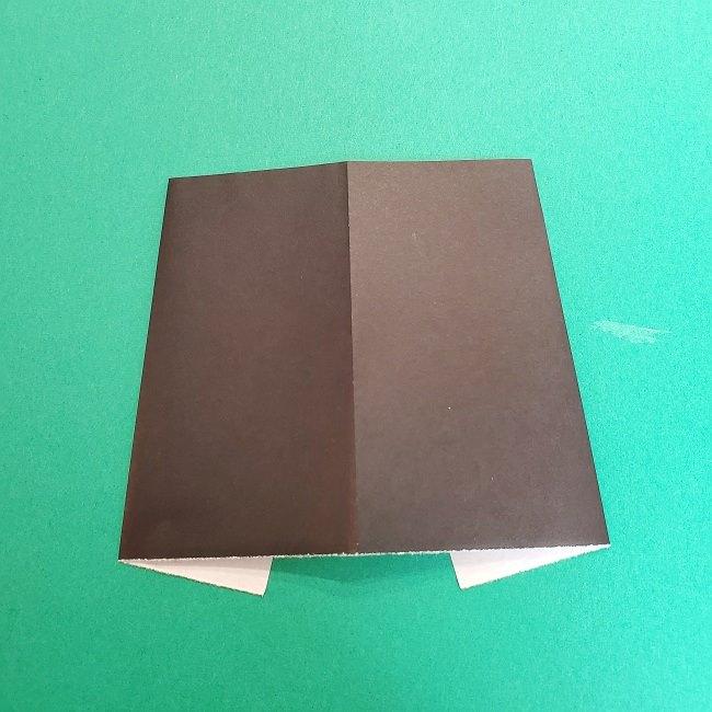 きめつのやいばの折り紙 真菰の折り方作り方②髪 (20)