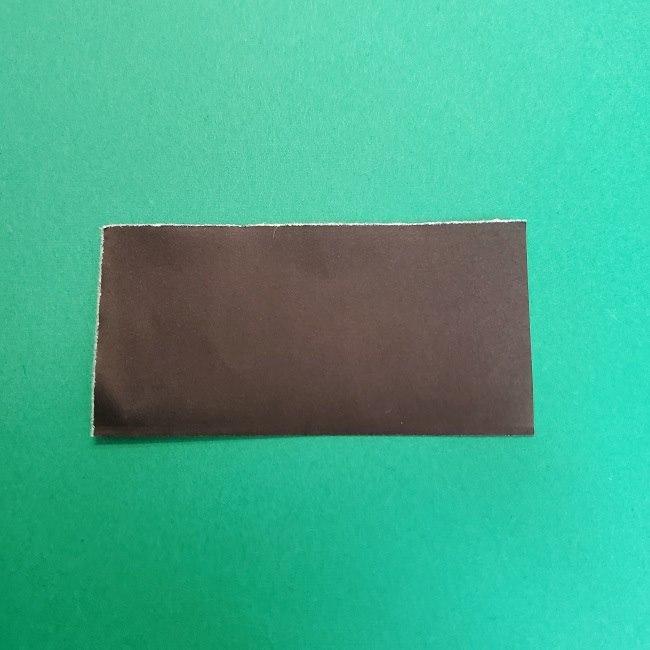 きめつのやいばの折り紙 真菰の折り方作り方④着物 (2)