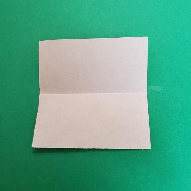 きめつのやいばの折り紙 真菰の折り方作り方④着物 (3)