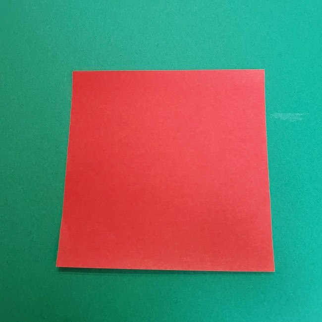 きめつのやいばの折り紙 真菰の折り方作り方④着物 (6)