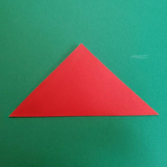 きめつのやいばの折り紙 真菰の折り方作り方④着物 (7)